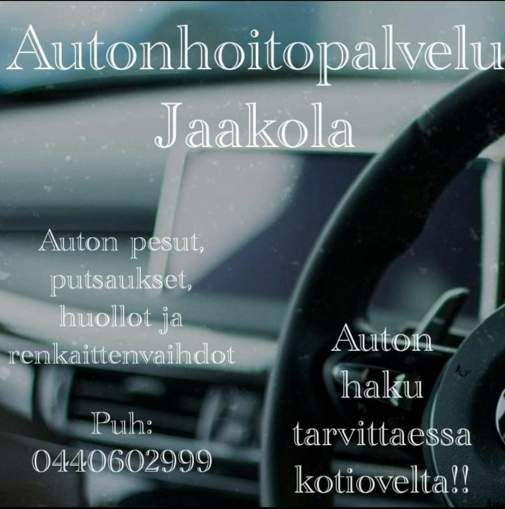 Autonhoitopalvelu Jaakola